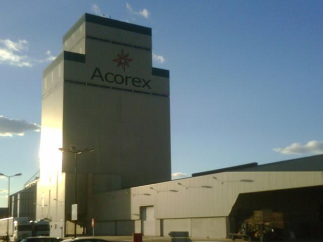 ACOREX S.C.L. FODDER FACTORY IN LA GARROVILLA (BADAJOZ)