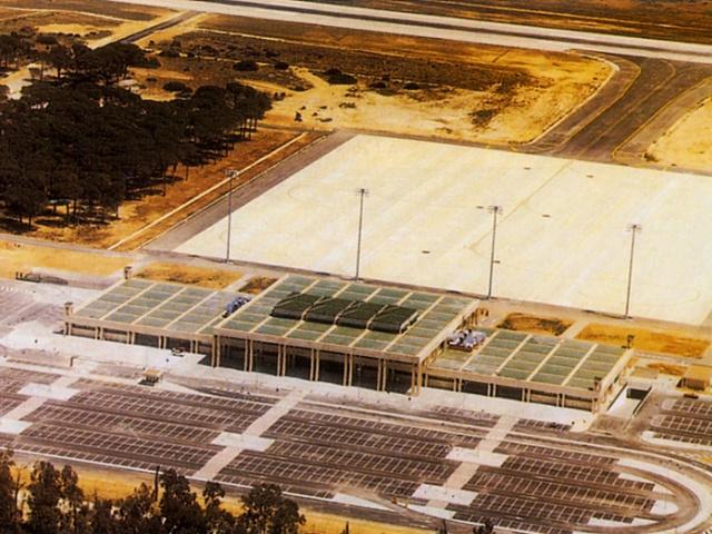 JEREZ DE LA FRONTERA AIRPORT (CADIZ)
