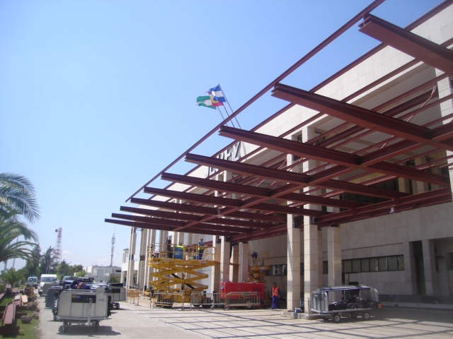 EXTENSION OF JEREZ DE LA FRONTERA AIRPORT (CADIZ)