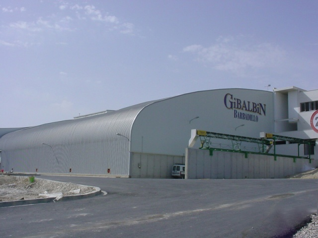 BARBADILLO WINERY IN GIBALBÍN (CÁDIZ)