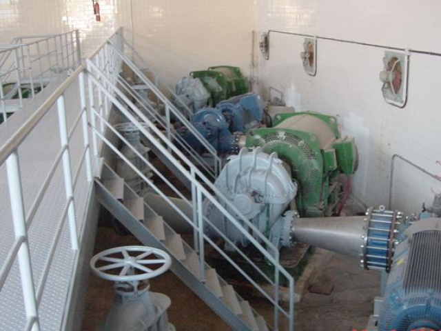 INSTALLATION OF TURN-KEY PUMP IN THE RESIDENTIAL AREA OF EL VICARIO (CIUDAD REAL) (HYDROGRAPHICAL CONFEDERATION OF THE GUADIANA)