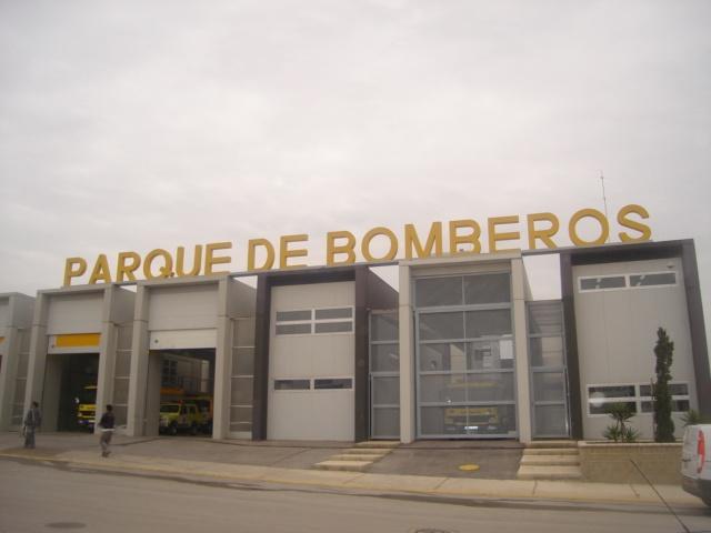 PARQUE DE BOMBEROS (CÁDIZ)