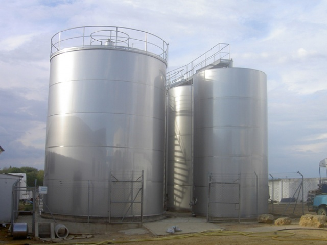 STAINLESS STEEL DEPOSITS (HUELVA)