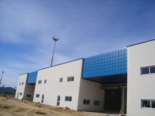 MINI-WAREHOUSES FOR JALE CONSTRUCCIONES IN PUERTO REAL (CADIZ)