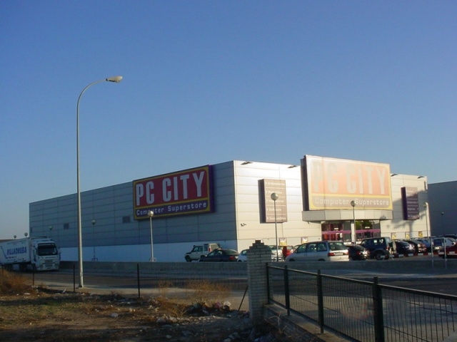 PC CITY (SAN SEBASTIAN DE LOS REYES)