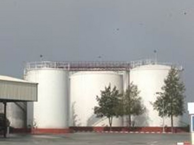 V=1,065 M3 CARBON STEEL TANKS (SEVILLE)